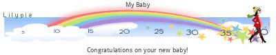 Lilypie Pregnancy (SsYF)